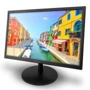 "Monitor para PC PCTop Slim MLP190HDMI 19"" LED - IPS Widescreen HD HDMI VGA Ajustável"