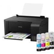 Multifuncional Tanque de Tinta Epson EcoTank L3110 - Impressora, Copiadora, Scanner
