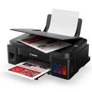 Multifuncional Tanque de Tinta Canon Mega Tank G3111 Wireless - Impressora, Copiadora, Scanner