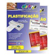 Polaseal Para Plastificação 100 Lâminas A4 - 220x307mm Esp. 0.05 - Off Paper