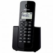 Telefone sem Fio KX-TGB110LBB Preto com Identificador de Chamadas - Panasonic