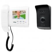 Vídeo Porteiro Intelbras IVR 1010 Monofone Com Visão Noturna