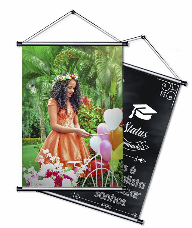 Banner/faixa frente 700X900mm