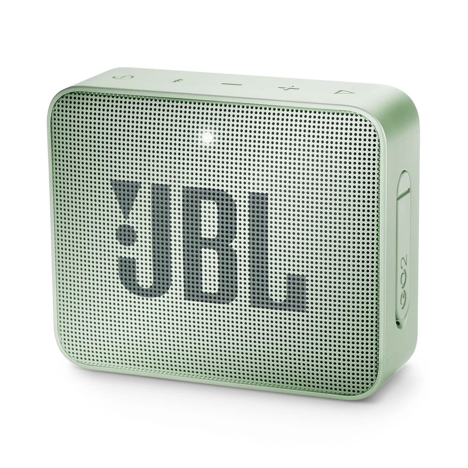 Caixa de Som Portátil Bluetooth JBL GO 2 - Verde