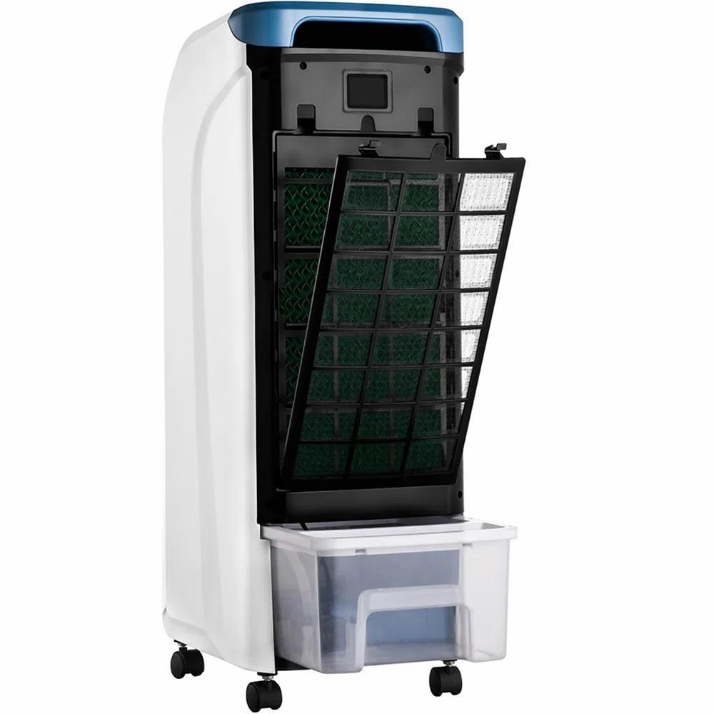 Climatizador de Ar Cadence Breeze CLI506 Frio - Branco/Preto - 127V