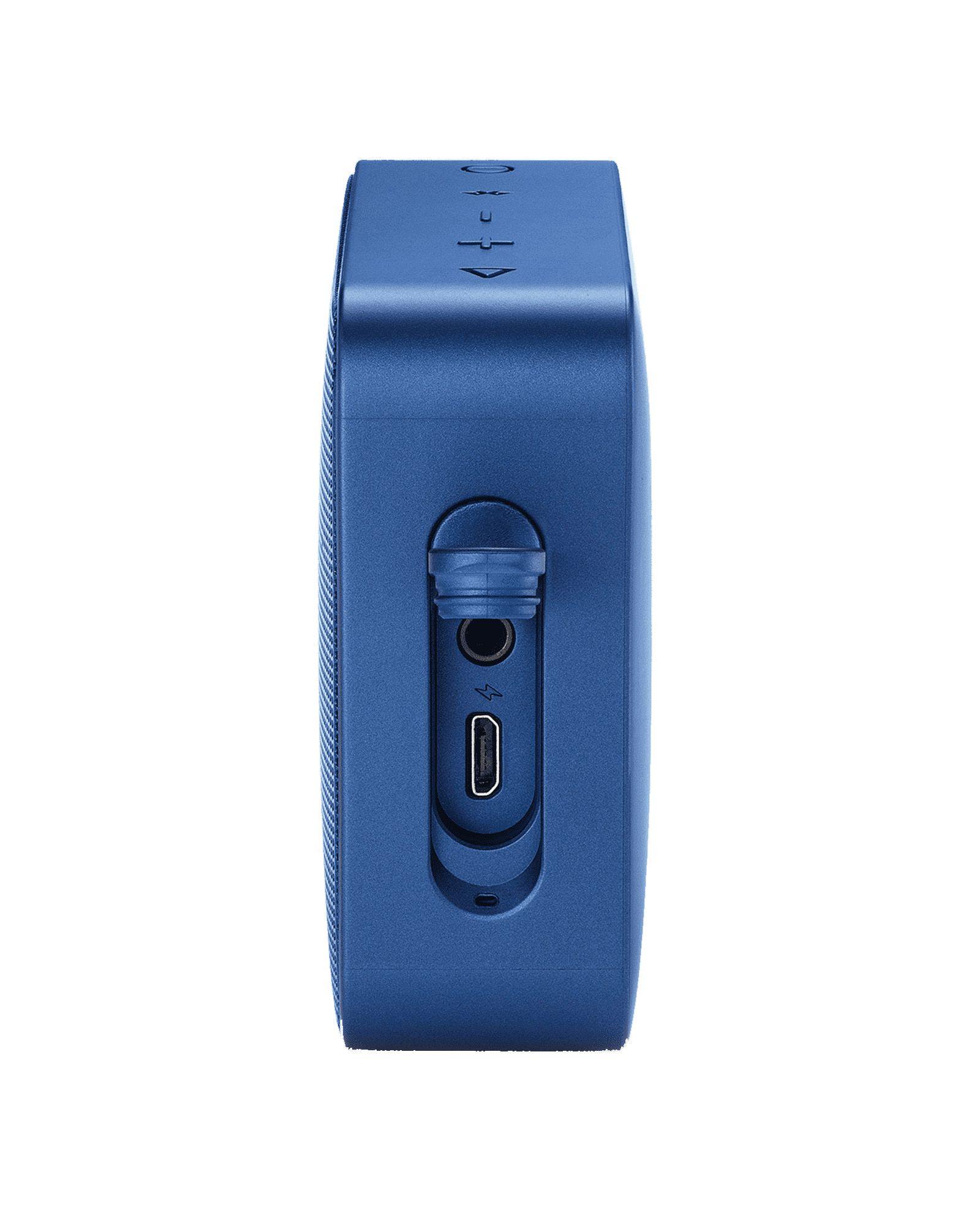 Caixa de Som Portátil Bluetooth JBL GO 2 - Azul