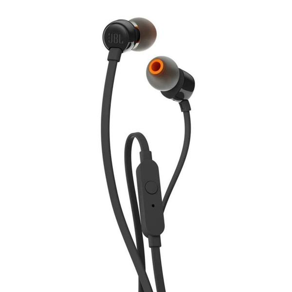 Fone de Ouvido Com Fio JBL Tune 110 - Preto
