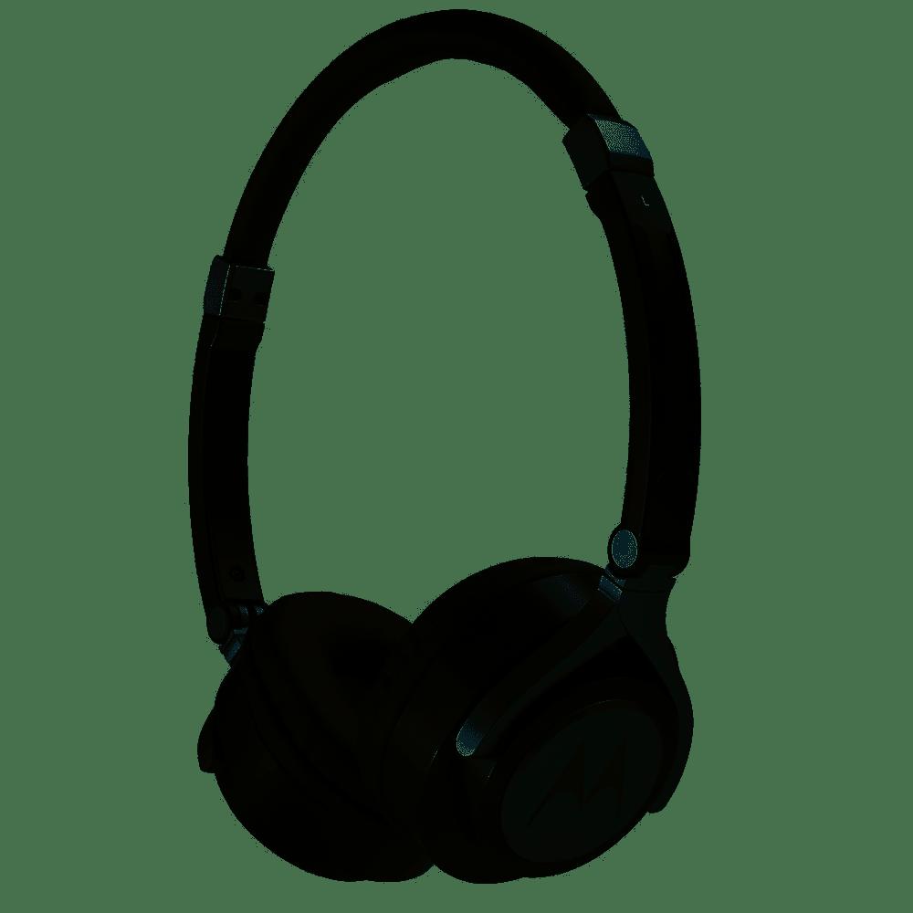 Fone de Ouvido Motorola Pulse 2 - Cabo Destacável com Microfone - Preto