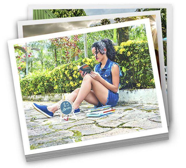 Impressão de Fotos 80 Unidades 15X20cm