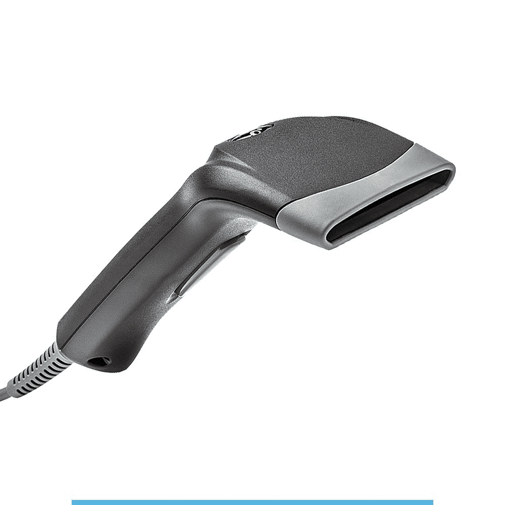 Leitor De Códigos De Barras Laser Bematech Br-400 Usb Preto