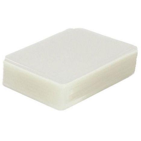 Polaseal Para Plastificação Tamanho RG 79 X 108 - Esp. 0.05 Com 100 Peças