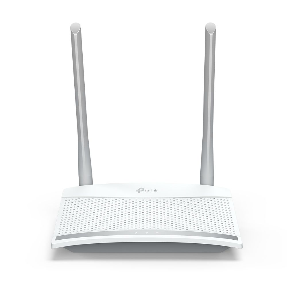 Roteador TP-Link Wireless N 300Mbps 2 Antenas 5DBI IPv6 - TL-WR820N