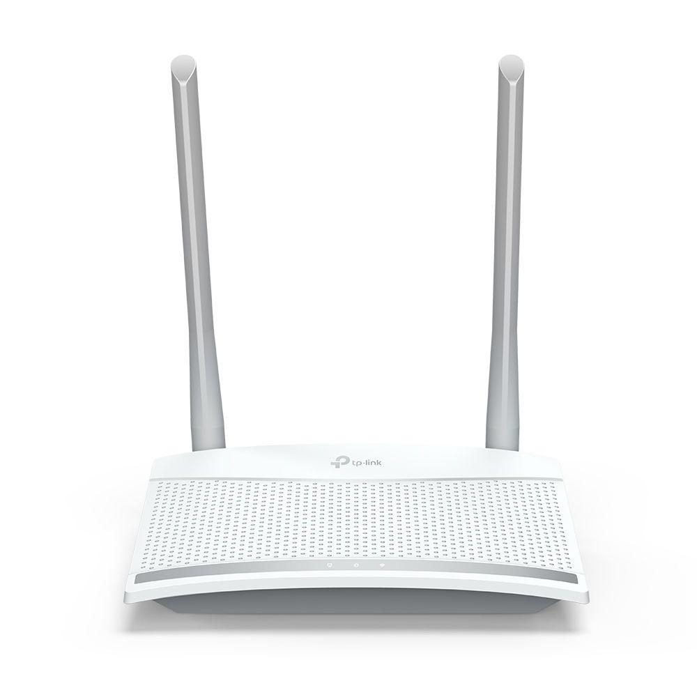 Roteador TP-Link Wireless N 300Mbps 2 Antenas 5DBI IPv6 - TL-WR820N