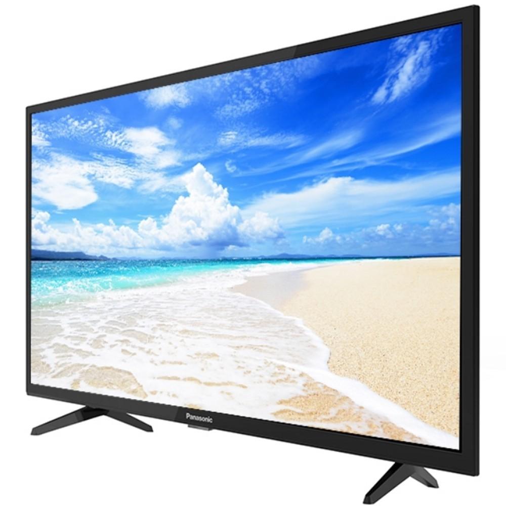 "Smart TV 32"" Panasonic LED HD TC-32FS500B Media Player com Função Mirroring DTV 2 HDMI 2 USB"
