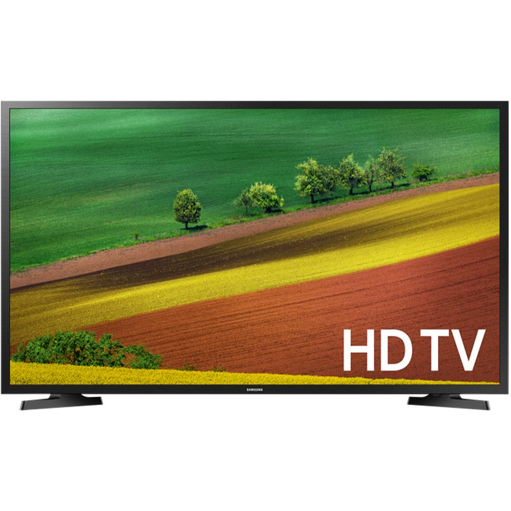 "Smart TV LED 32"" Samsung 32J4290 HD com Conversor Digital 2 HDMI 1 USB Wi-Fi 60Hz - Preta"