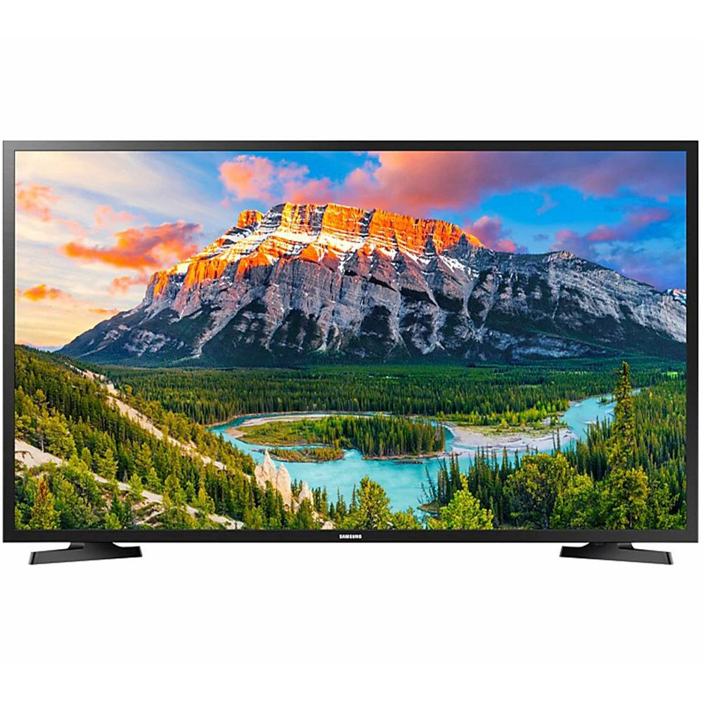 "Smart TV LED 43"" Samsung 43J5290 Full HD com Conversor Digital 2 HDMI 1 USB Wi-Fi Screen Mirroring + Web Browser - Preta"