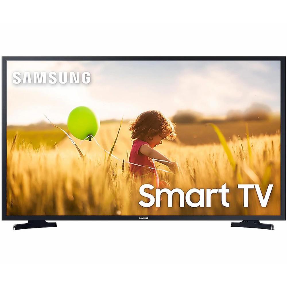 Smart Tv Led 43'' Samsung 43T5300 Full HD + WIFI, HDR para Brilho e Contraste, Plataforma Tizen, 2 HDMI, 1 USB - Preta
