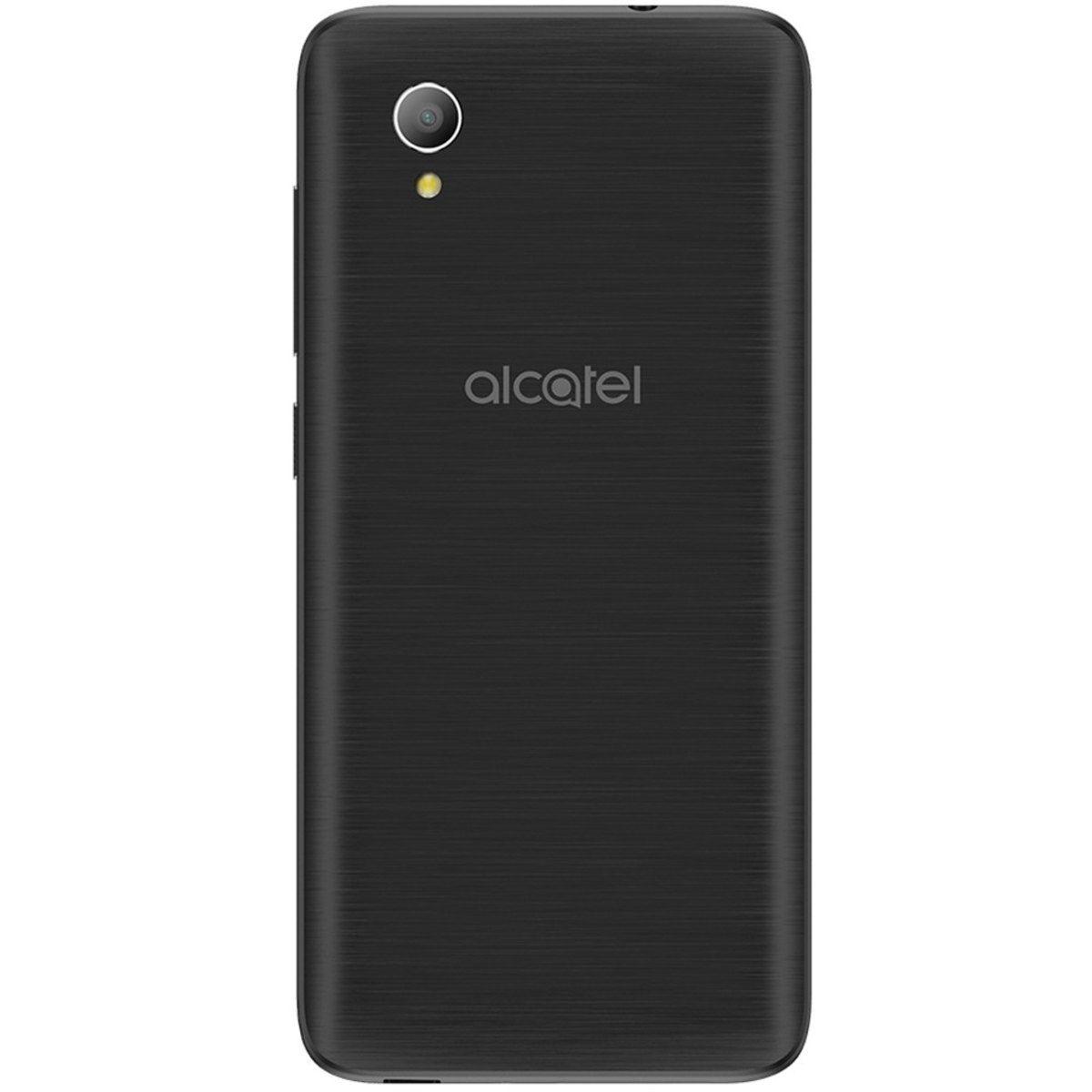 """Smartphone Alcatel 1 5033J, Tela de 5"""", Android Oreo, 8GB, 8MP Desbloqueado - Preto"""
