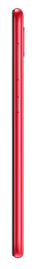 """Smartphone Samsung Galaxy A10 32GB Dual Chip Android 9.0 Tela 6.2"""" Octa-Core 4G Câmera 13MP - Vermelho"""