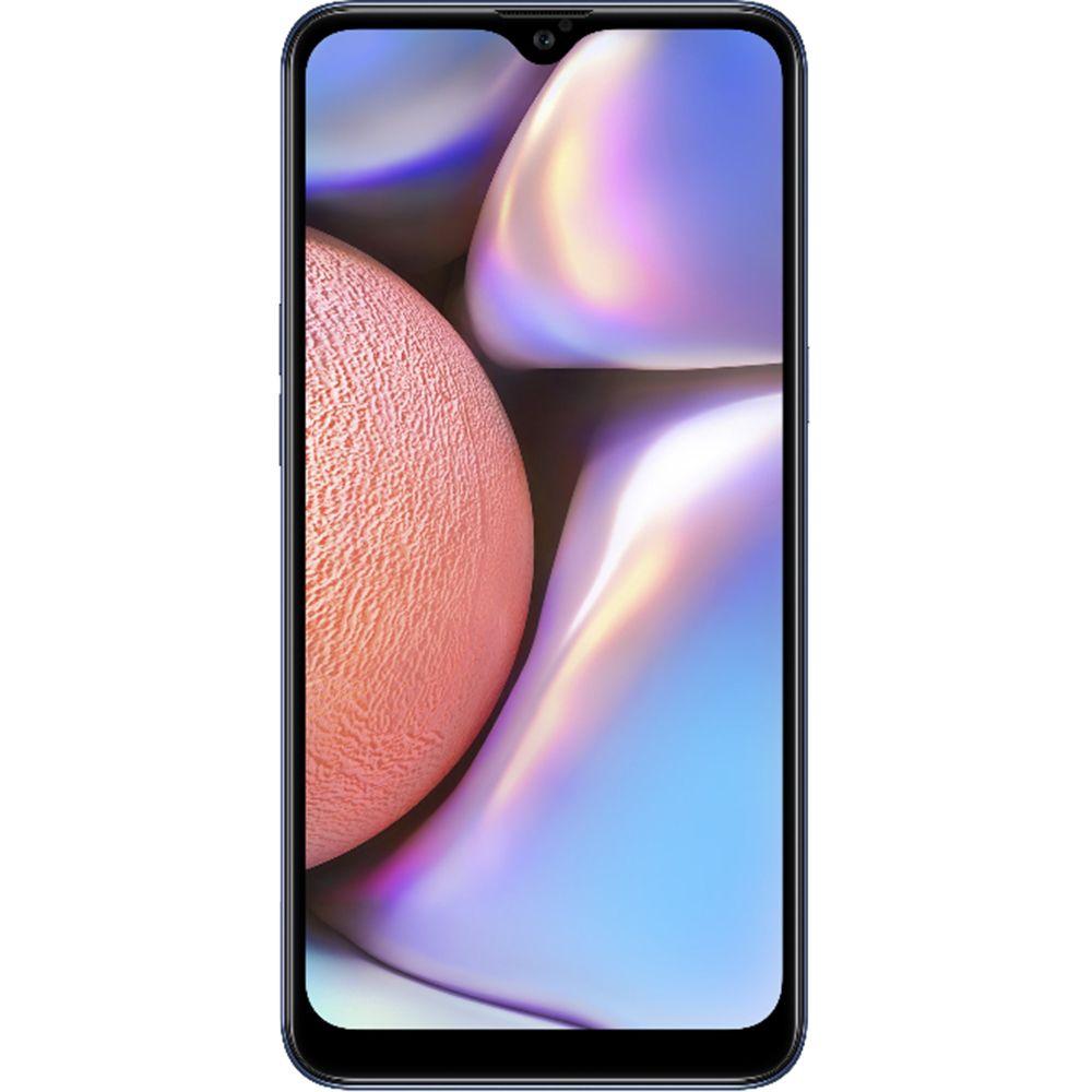 "Smartphone Samsung Galaxy A10s 32GB Dual Chip Android 9.0 Tela 6.2"" Octa-Core 4G Câmera 13MP+2MP - Azul"