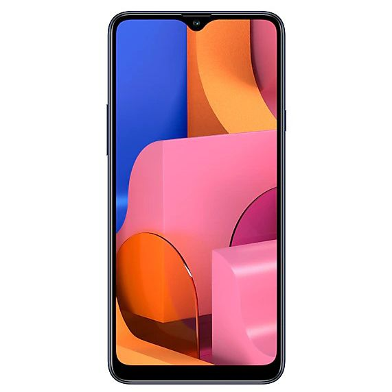 "Smartphone Samsung Galaxy A20s 32GB Dual Chip Android 9.0 Tela 6.5"" Octa-Core 1.8 GHz 4G Câmera Tripla - Azul"