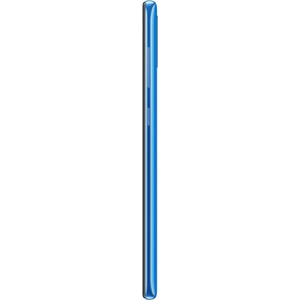 "Smartphone Samsung Galaxy A50 64GB Dual Chip Android 9.0 Tela 6,4"" Octa-Core 4G Câmera Tripla 25MP + 5MP + 8MP- Azul"