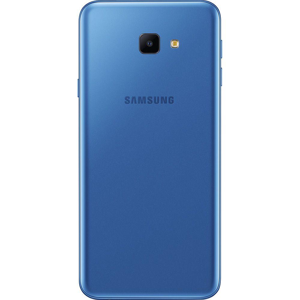 "Smartphone Samsung Galaxy J4 Core 16GB Nano Chip Android Tela 6"" Quad-Core 1.4GHz 4G Câmera 8MP - Azul"