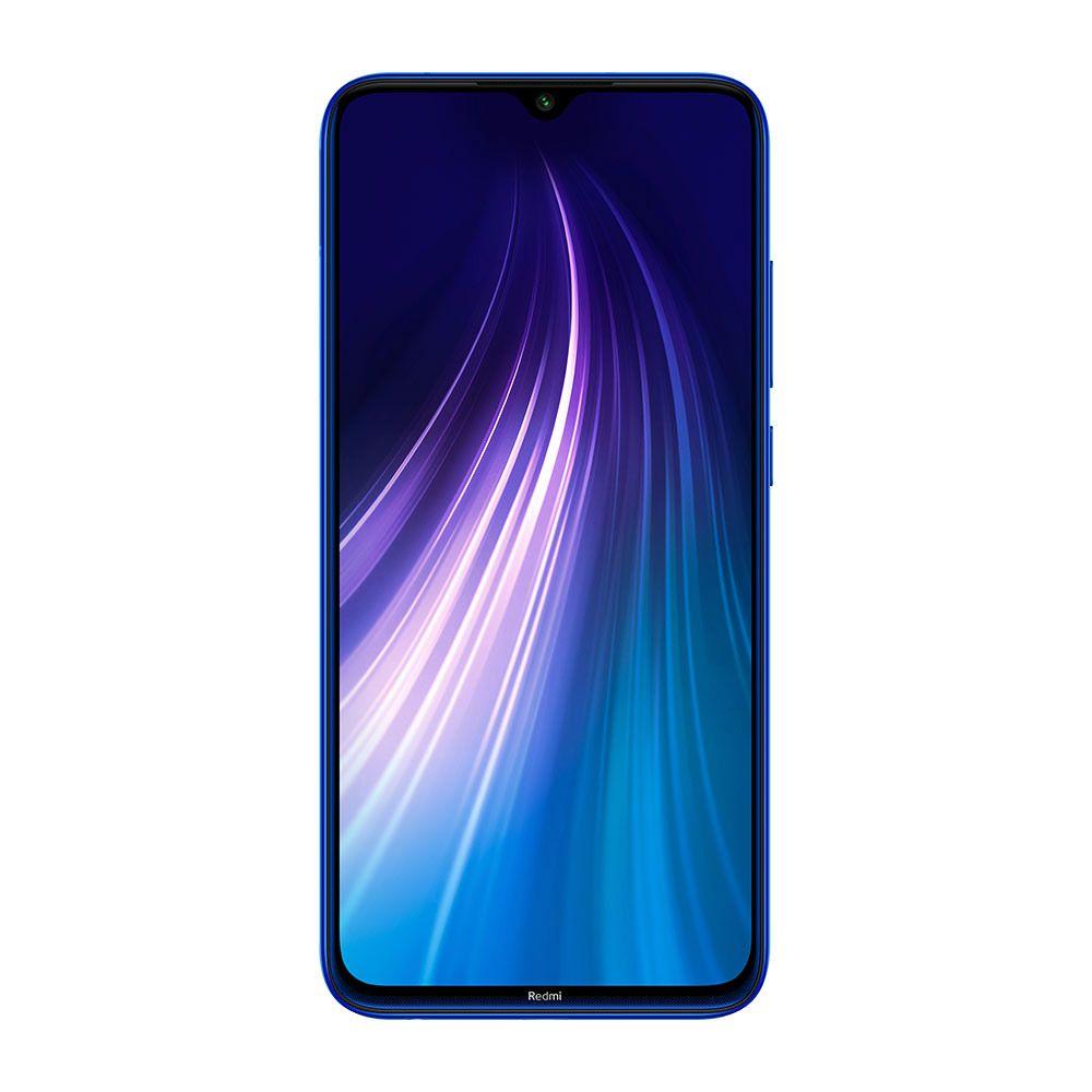 Smartphone Xiaomi Redmi Note 8 64GB 4GB RAM - Versão Global Desbloqueado Neptune Blue (Azul)