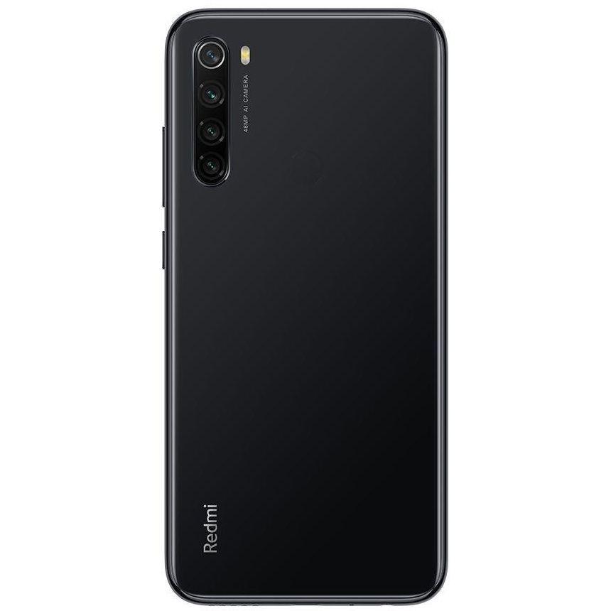 Smartphone Xiaomi Redmi Note 8 64GB 4GB RAM - Versão Global Desbloqueado Preto