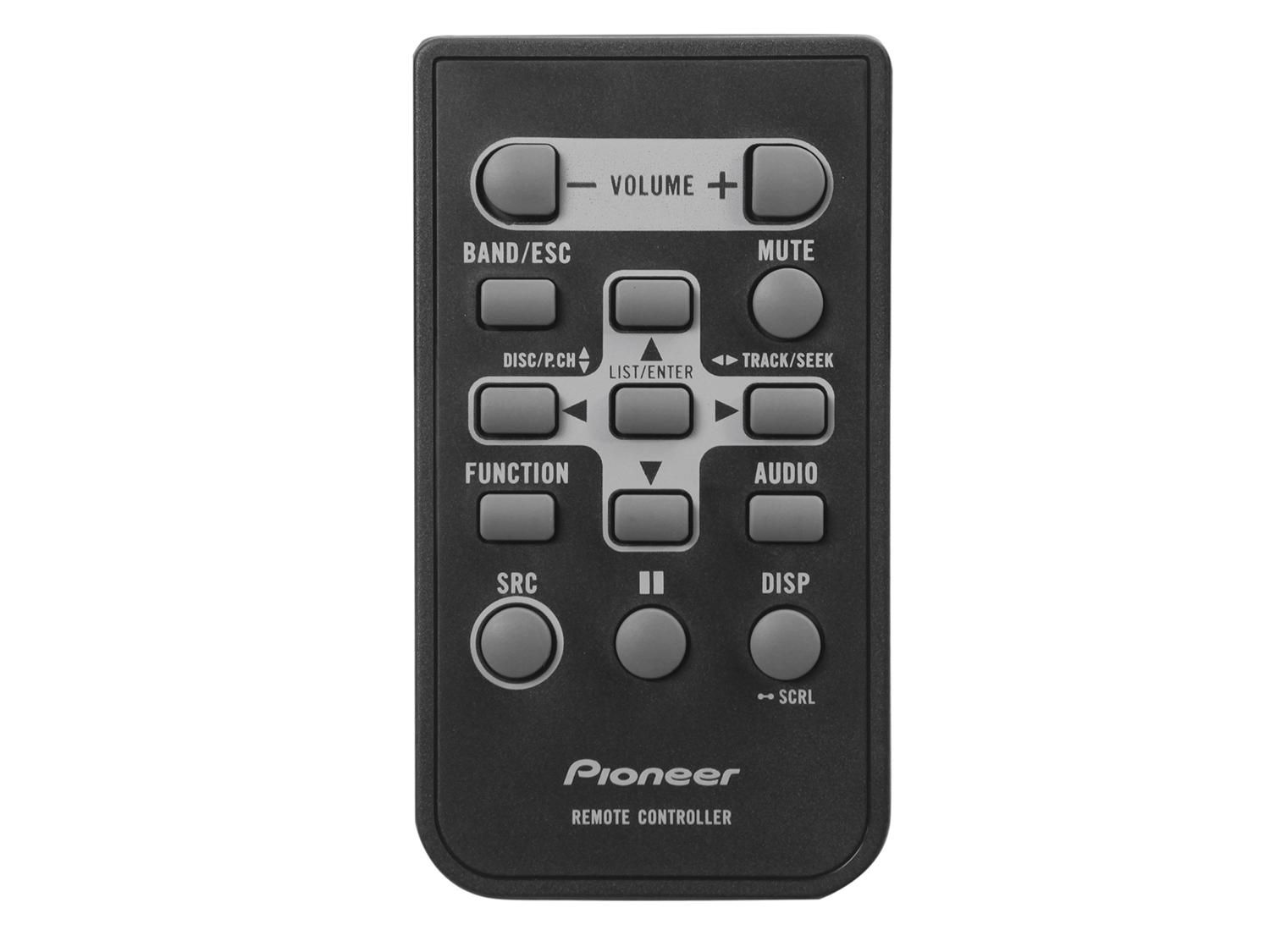 Som Automotivo Pioneer CD e MP3 Player DEH-S1180UB Mixtrax, Entrada USB e Auxiliar, Rádio AM/FM Interface para Android