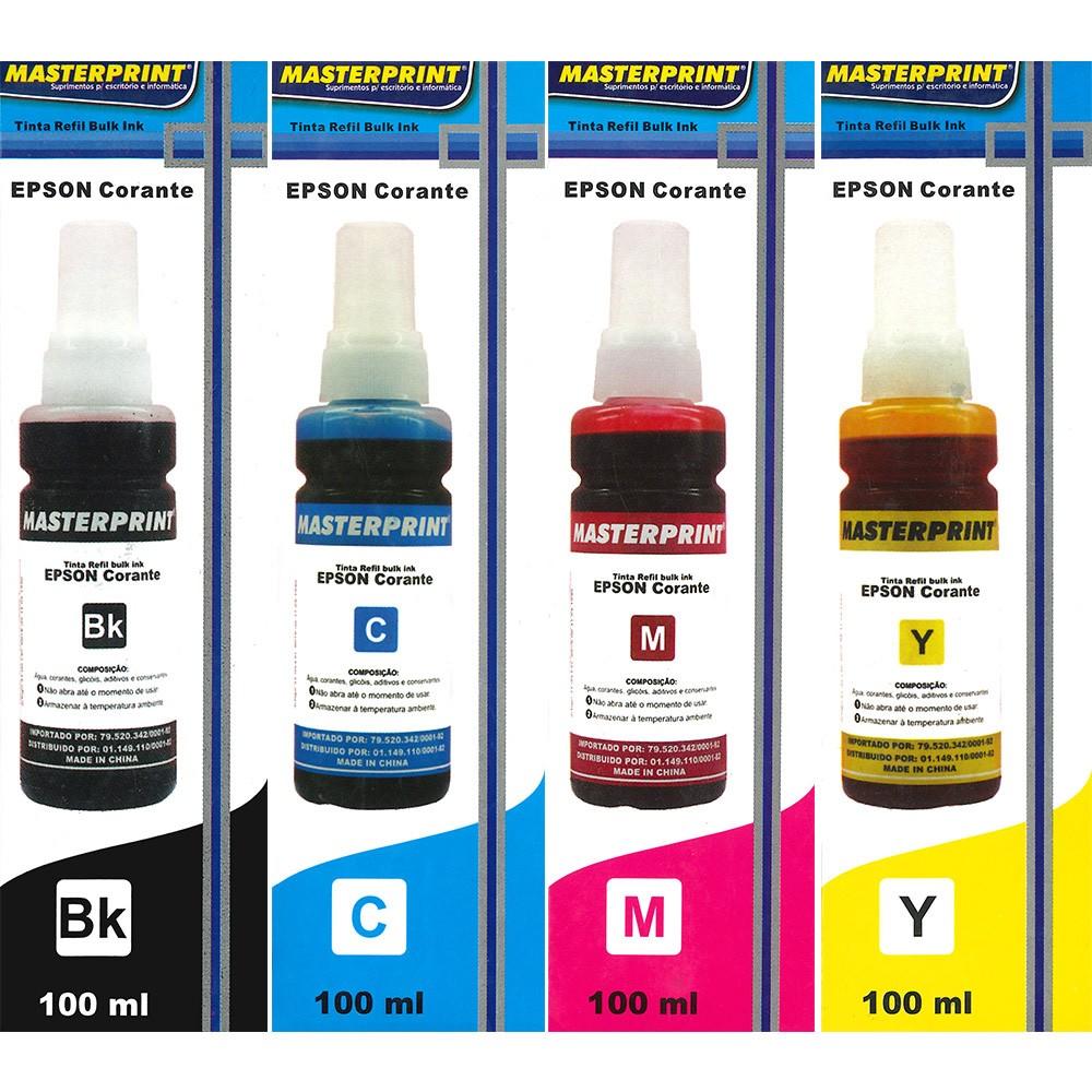 Tinta Refil Epson Masterprint