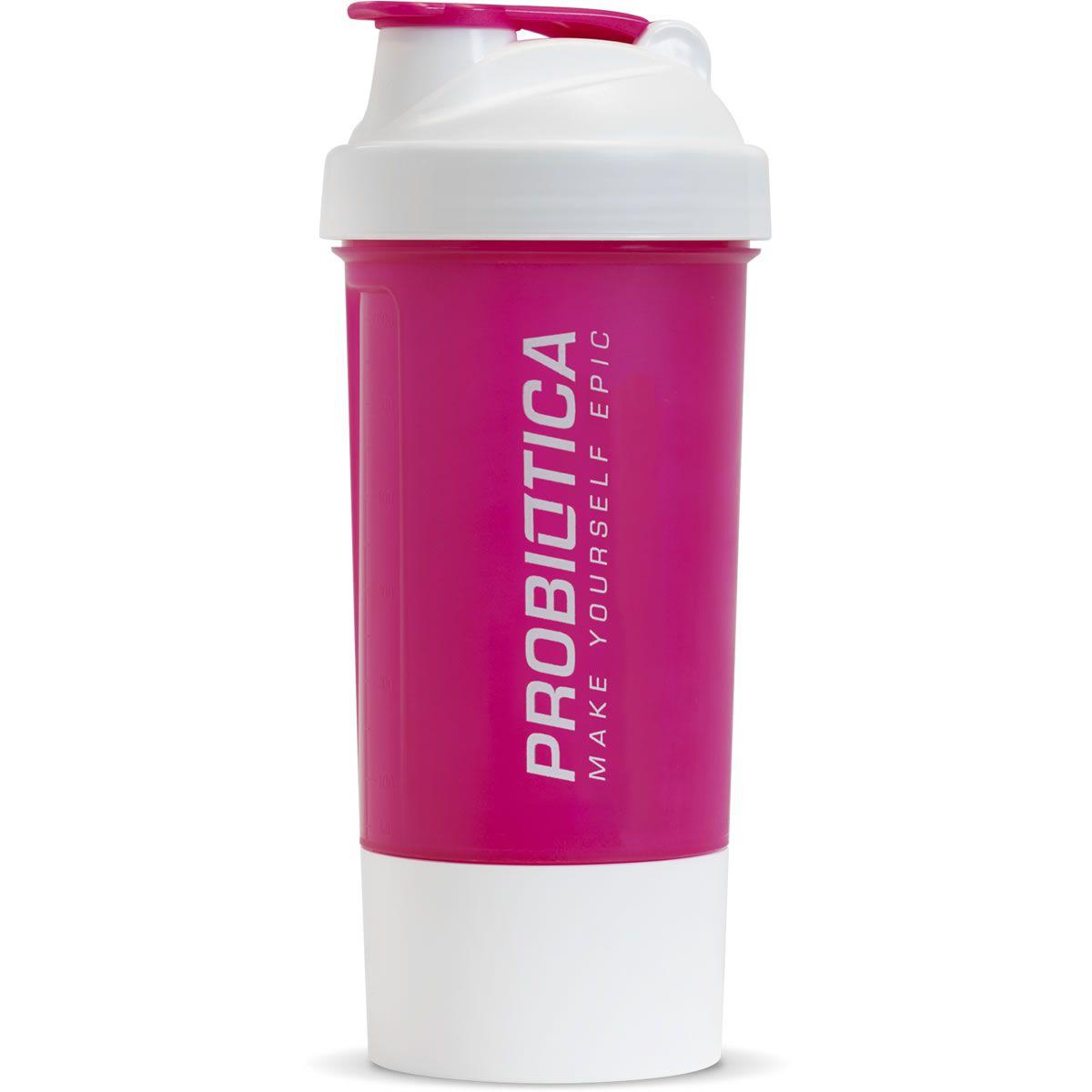 Coqueteleira Premium 2 Doses (700ml) Probiótica