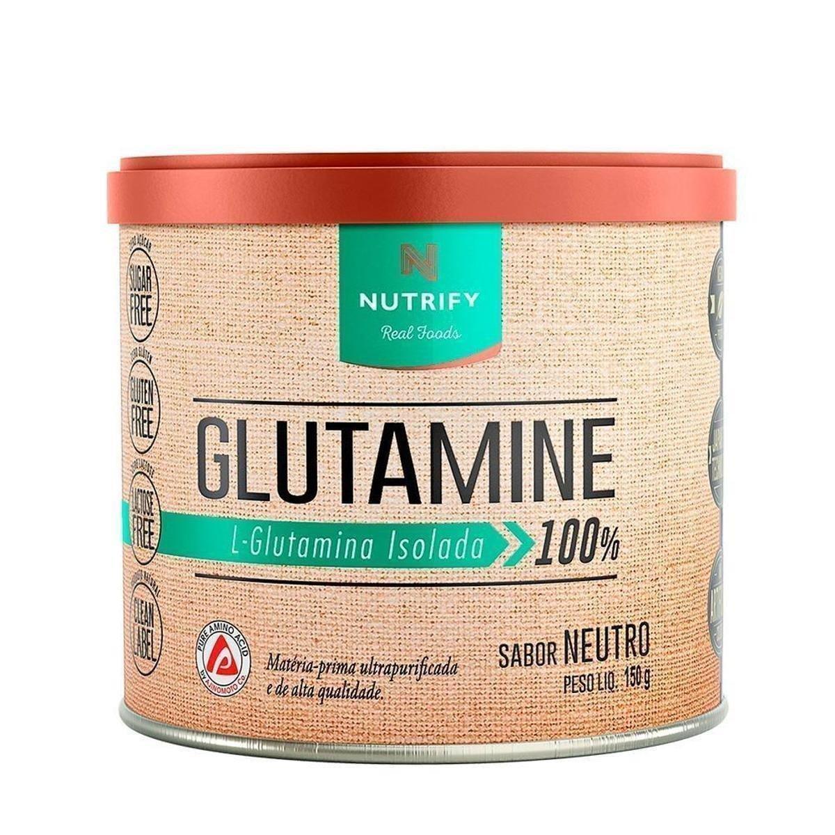 Glutamina Nutrify 500g