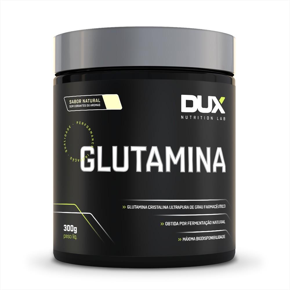 Glutamina - Pote 300g DUX