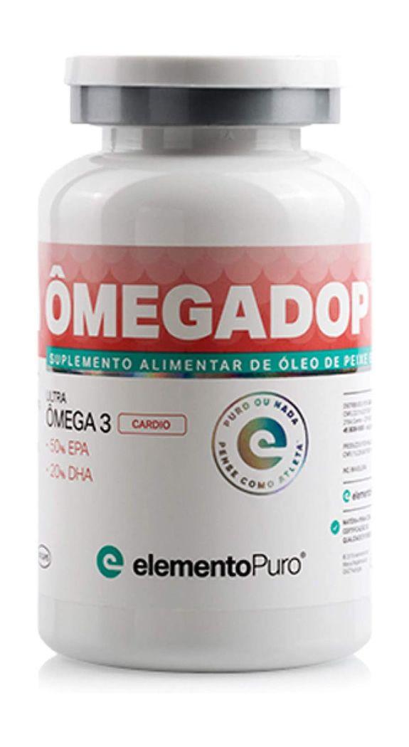 Ômegadop Cardio Ômega-3 EPA (60 cápsulas) Elemento Puro