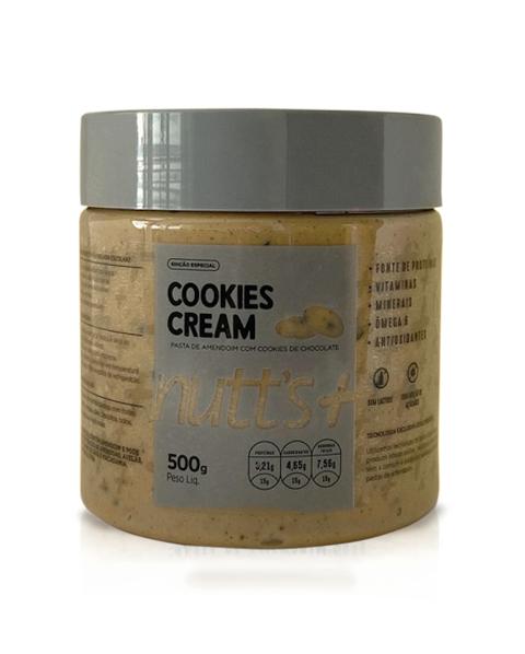 Pasta De Amendoim Gourmet 500g Nutts Mais
