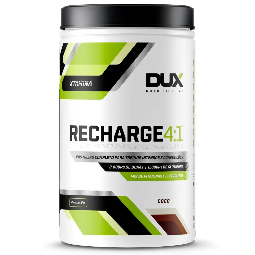 Recharge 4:1 Coco - Pote 1000g DUX