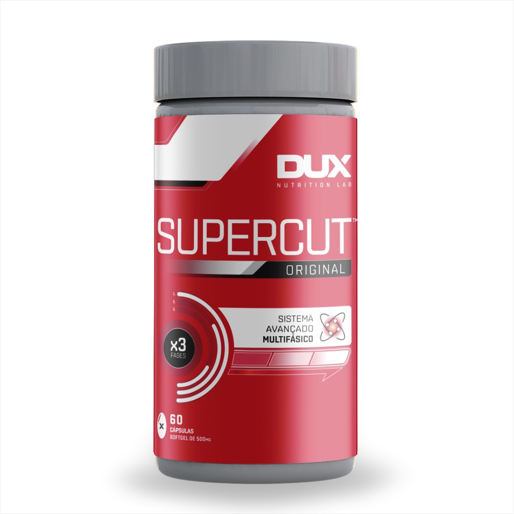 Supercut - Pote 60 Cápsulas DUX