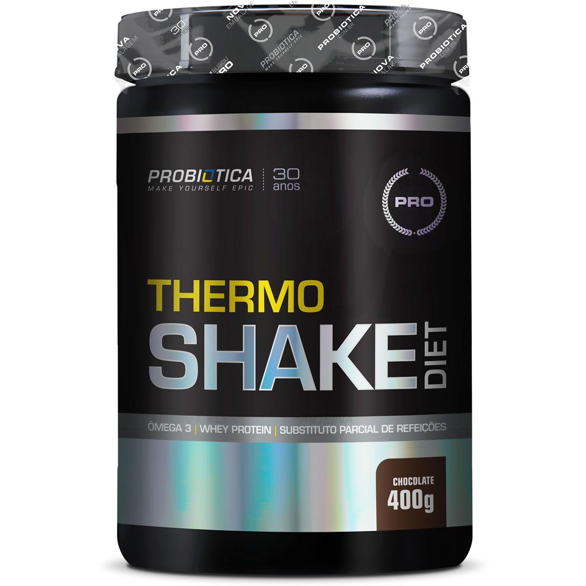 Thermoshake Diet Chocolate (400g) Probiótica