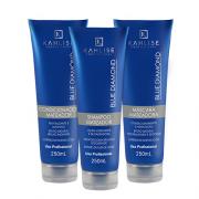 Kit Blue Diamond (Shampoo, Condicionador e Máscara)