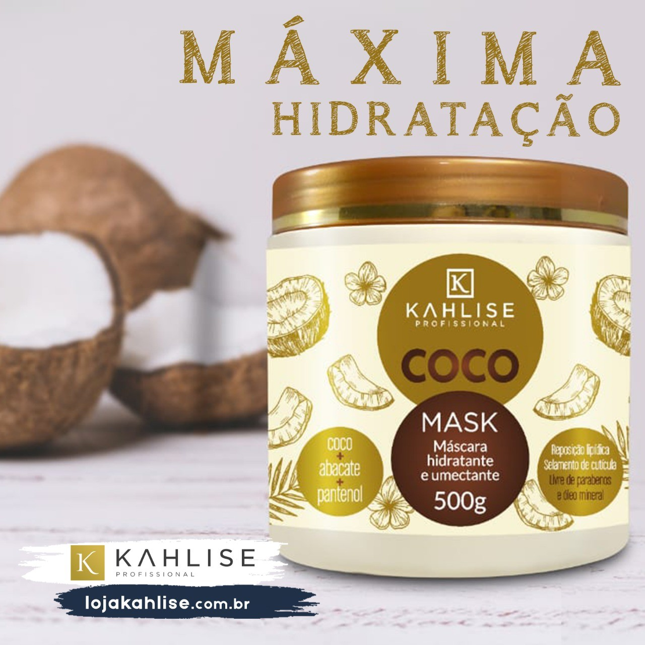 COCO MASK 500g