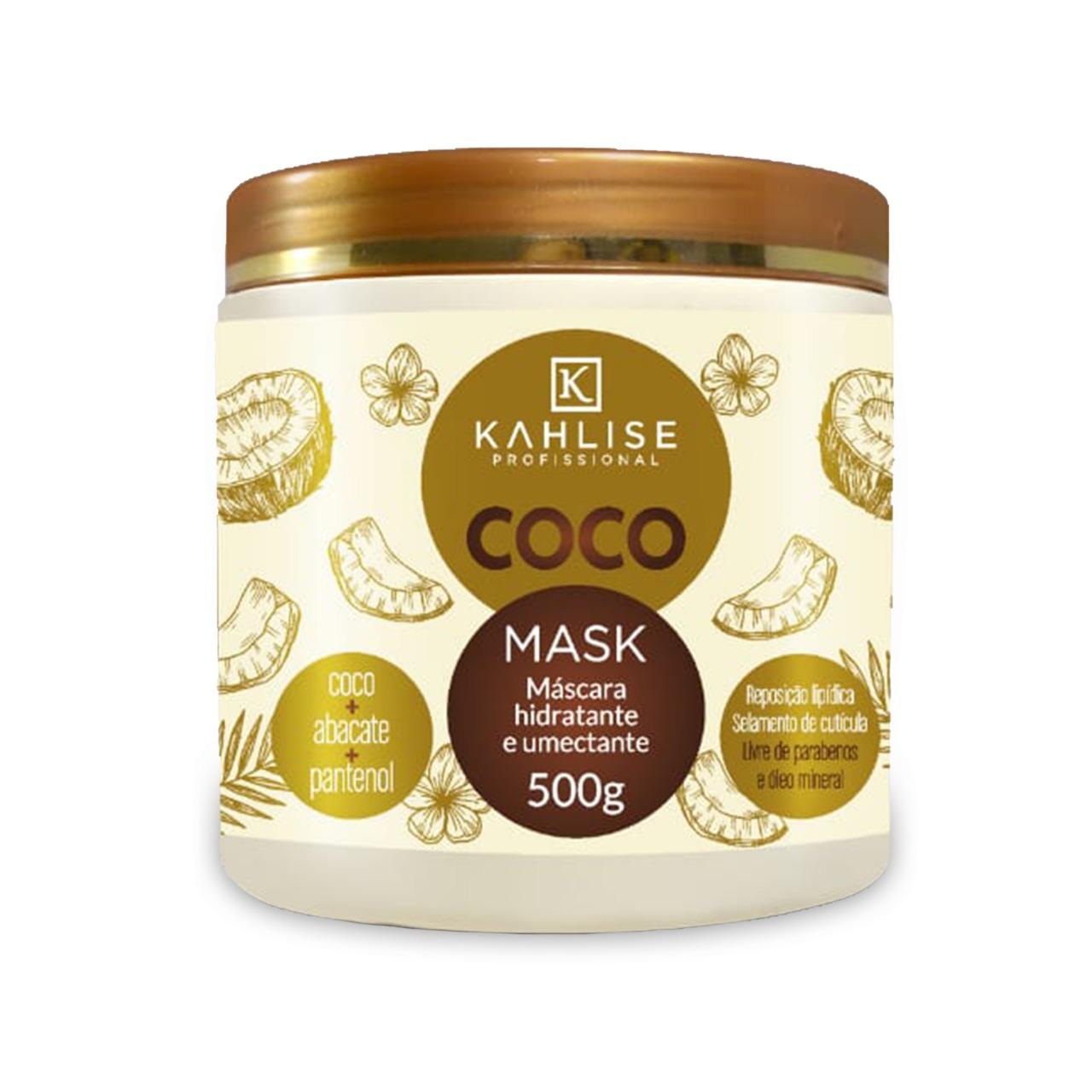 COCO MASK 500g KAHLISE