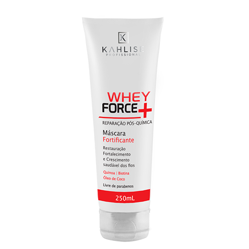 Máscara Whey Force Kahlise