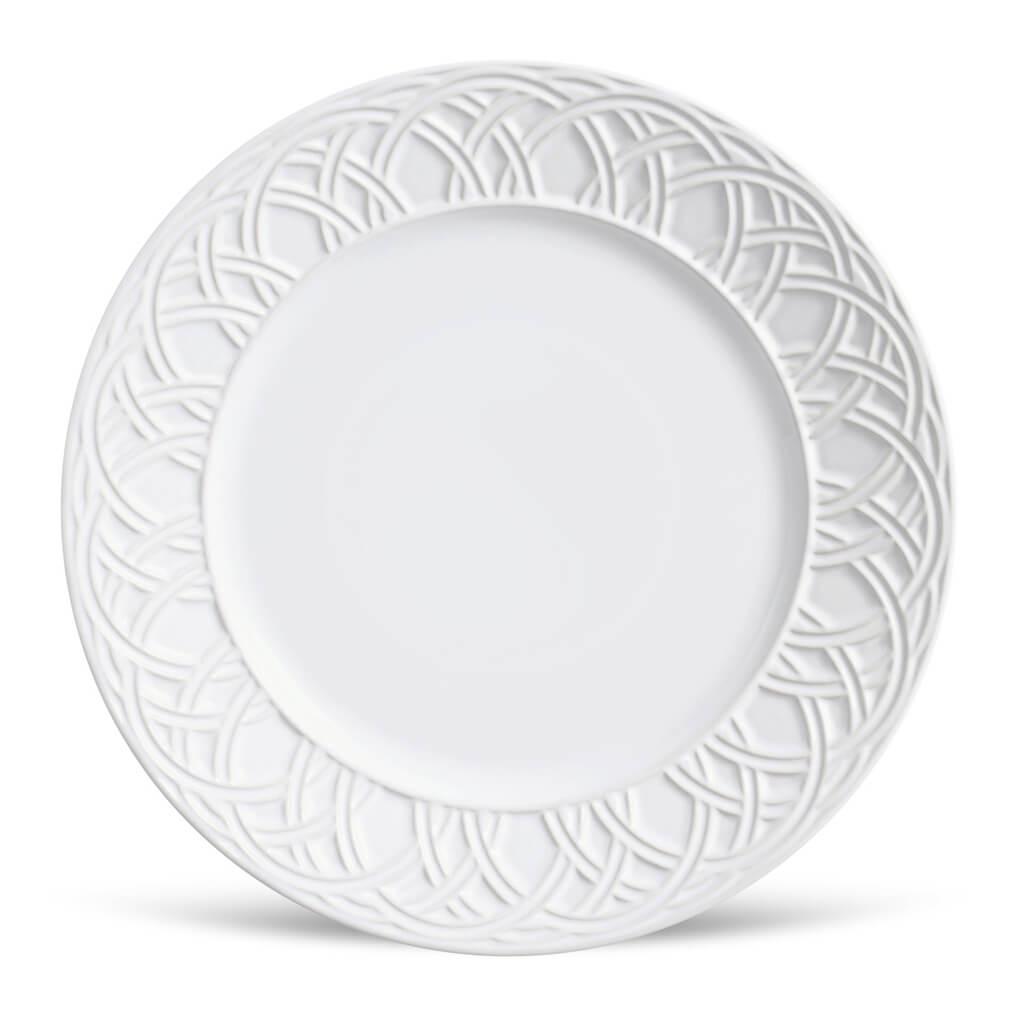 Aparelho de Jantar 30 peças Branco Porto Brasil Cestino