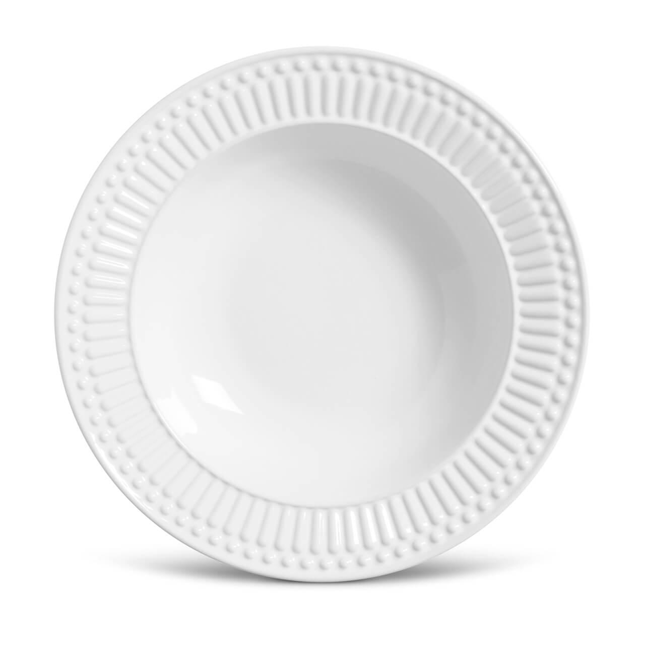 Aparelho de Jantar 30 Peças Branco Porto Brasil Roma