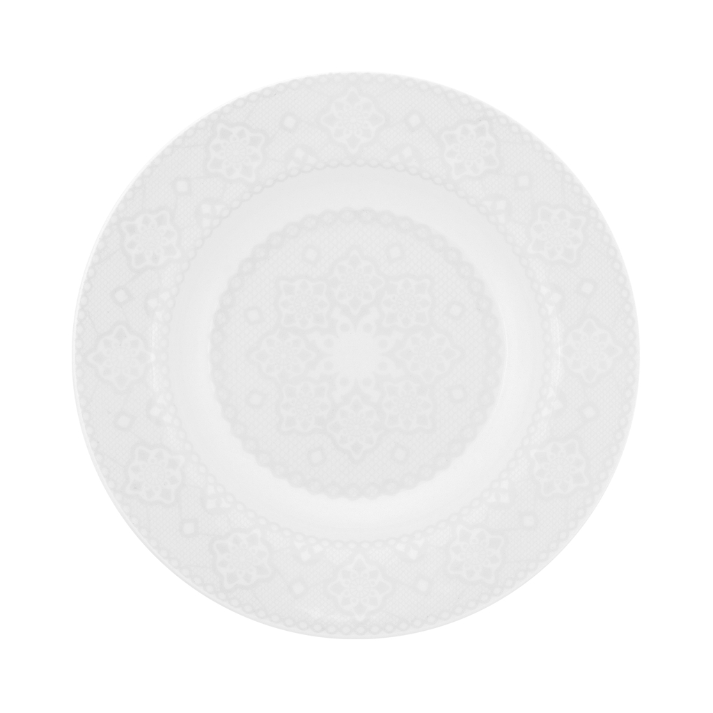 Aparelho de Jantar Porcelana 30 Peças Oxford Dress 6 Pessoas