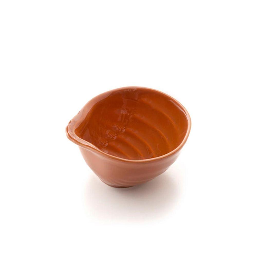 Jogo de Bowls Rita Lobo Ocean Canela 6 Unidades