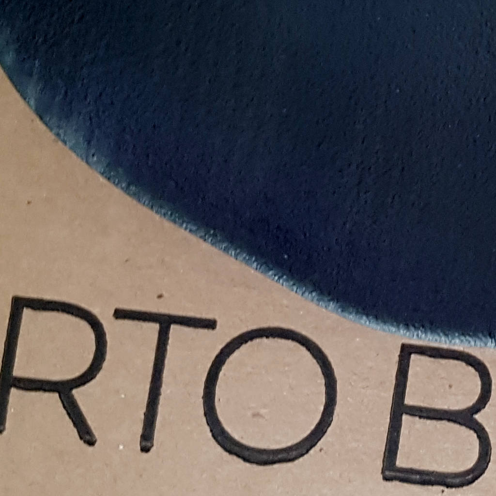 Jogo de Pratos de Sobremesa Carlos Bertolazzi Orgânico Graffite Porto Brasil 6 Unidades