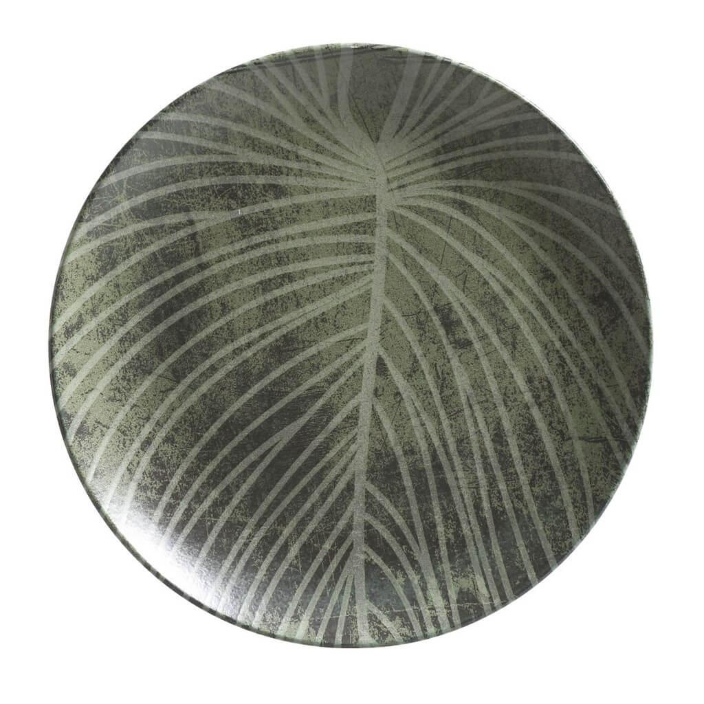 Jogo de Pratos Rasos Porto Brasil Herbarium 6 Unidades