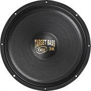 Alto Falante Eros 18 Target Bass 3k Cromado 3000W